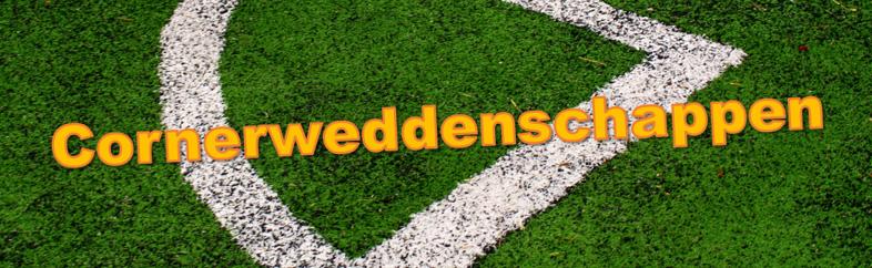 Cornerweddenschappen bij voetbal wedden