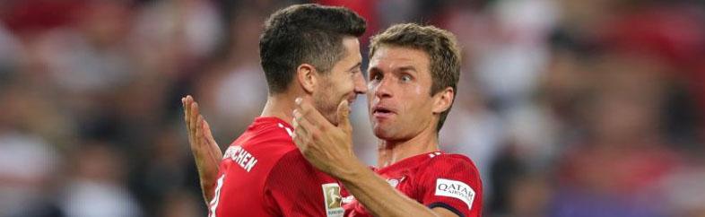 Wedden op Duits voetbal